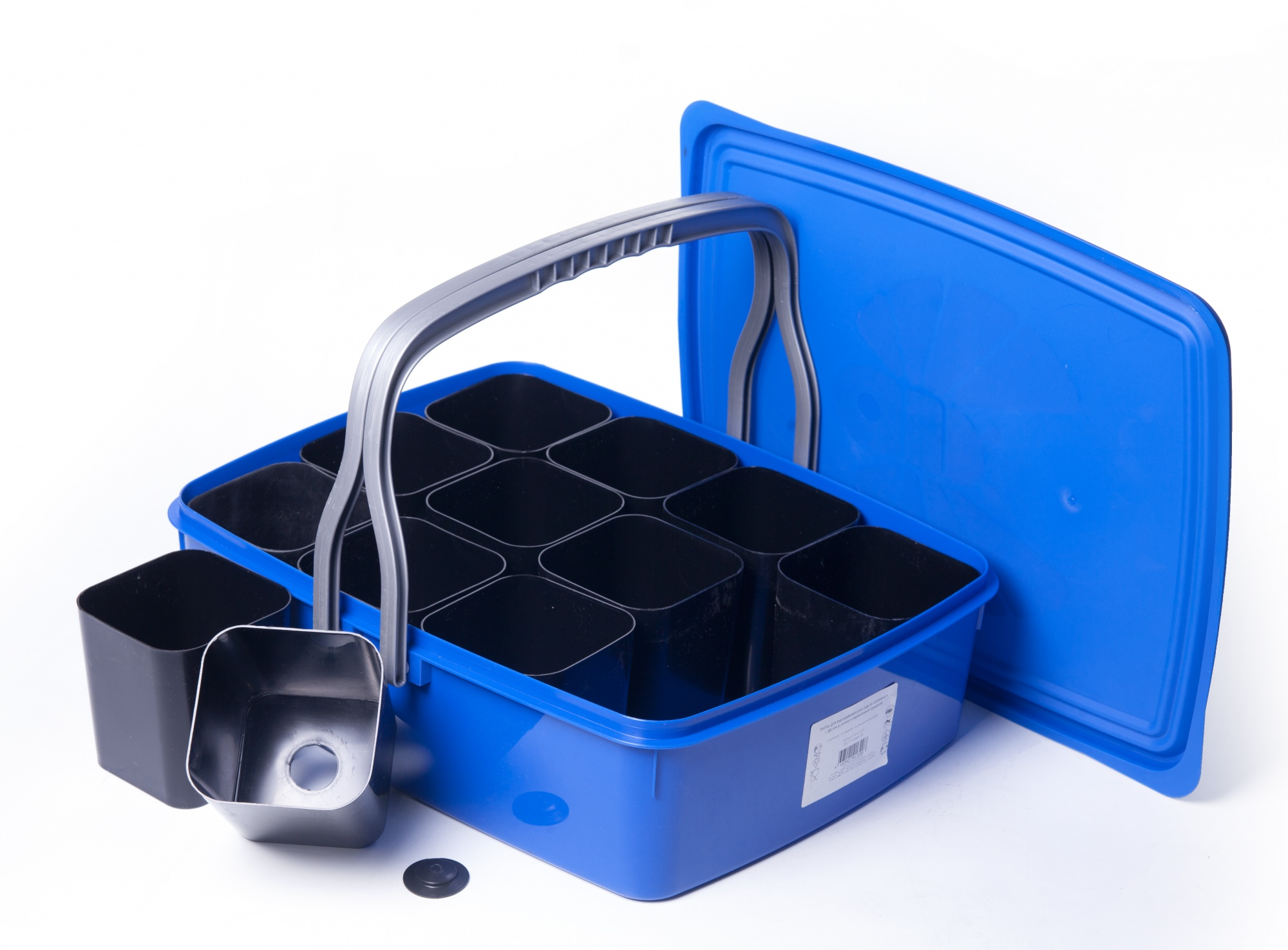 набор для выращивания рассады в контейнере